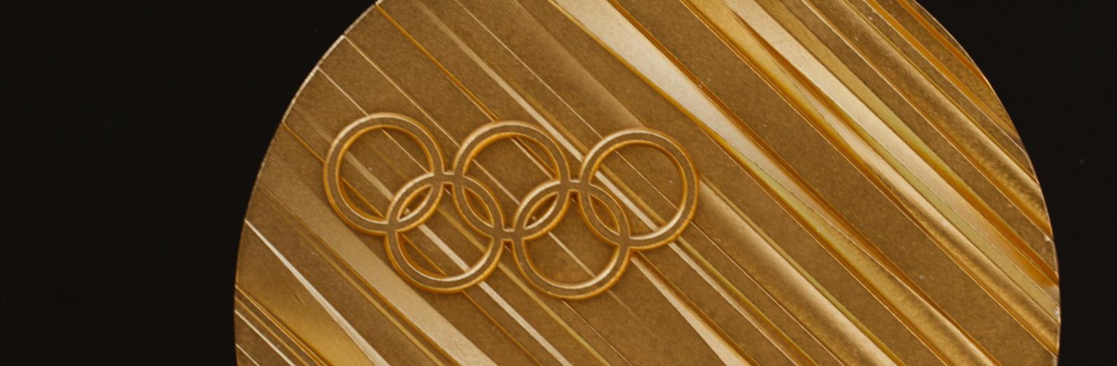 Making Tokyo's 2020 Olympic medals – RPRA