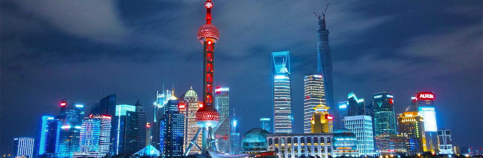 downtown Wai Tan, Shanghai