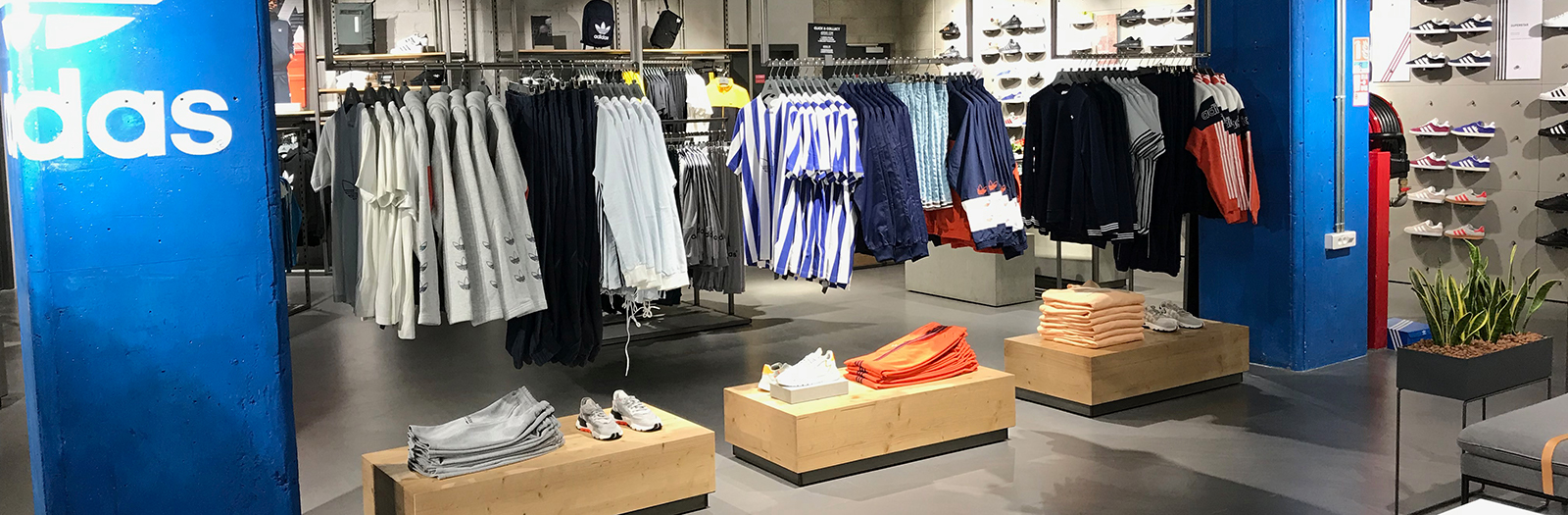 adidas paris flagship store