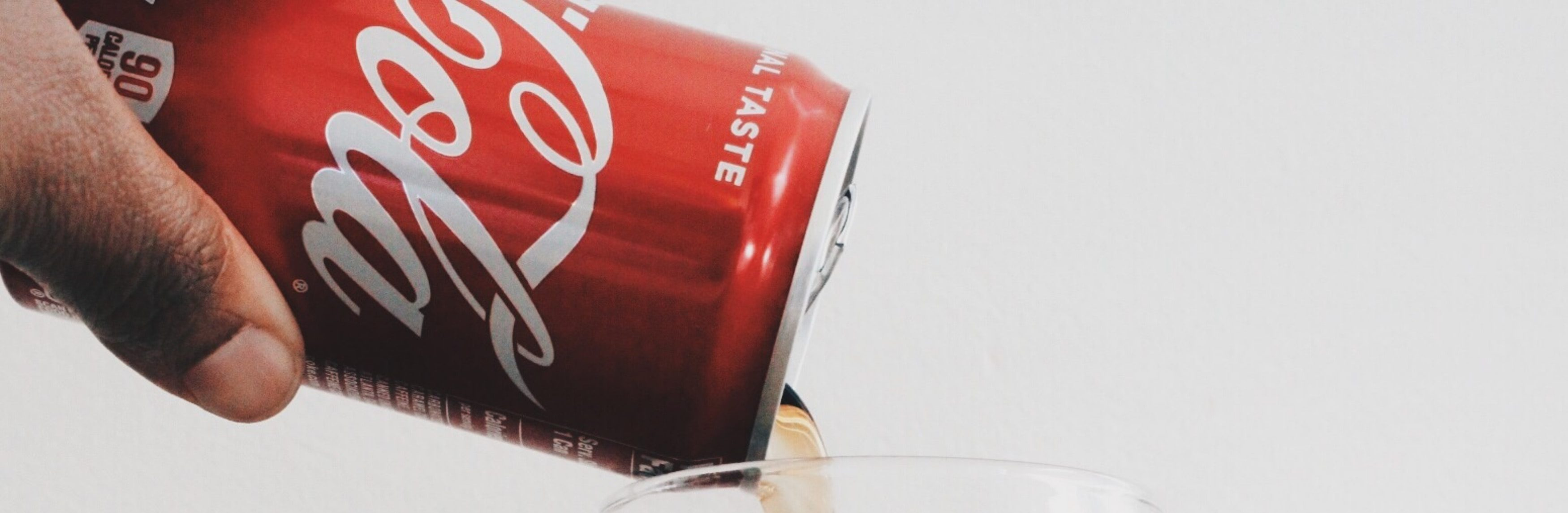 can of coke
