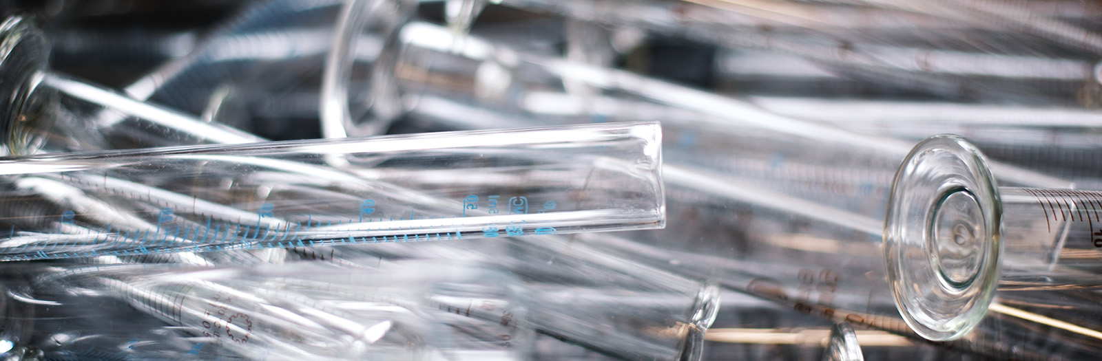 glass medical waste