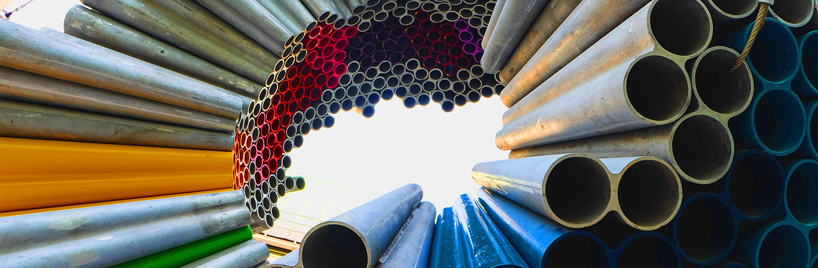 concept photo of spherical steel